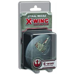 Star Wars X-Wing Miniatures Game – E-Wing Expansion Pack