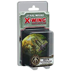 Star Wars X-Wing Miniatures Game – M3-A Interceptor Expansion Pack