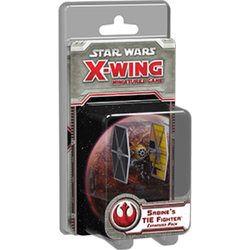Star Wars X-Wing Miniatures Game – Sabine's TIE Fighter Expansion Pack