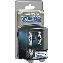 Star Wars X-Wing Miniatures Game – Special Forces TIE Expansion Pack