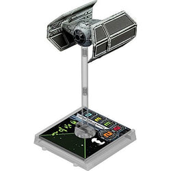 Star Wars X-Wing Miniatures Game – TIE Advanced Expansion Pack Components