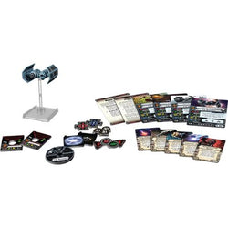 Star Wars X-Wing Miniatures Game – TIE Bomber Expansion Pack Components