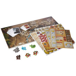 Stronghold (2nd edition) Components