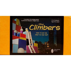 The Climbers First Edition
