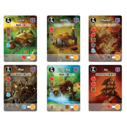 Villages of Valeria Cards