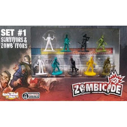 Zombicide Set #1: Survivors & Zombivors