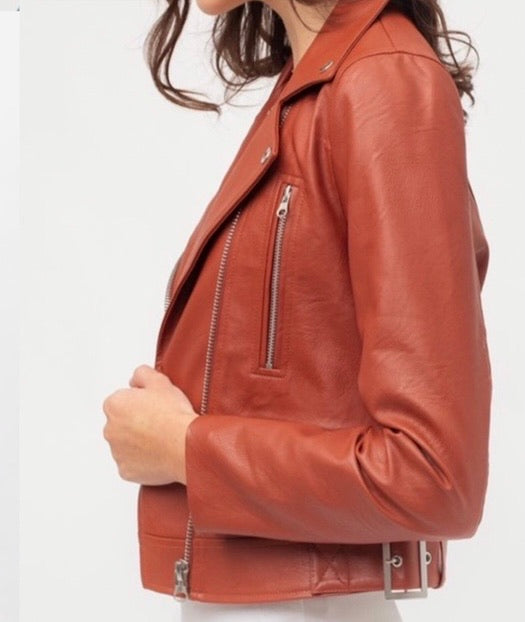 Jacky  Leather Jacket