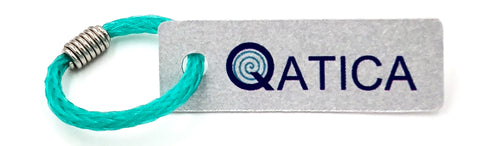 qatica green ring recycled ocean plastic