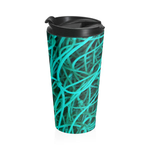 QATICA - Stainless Steel Travel Mug