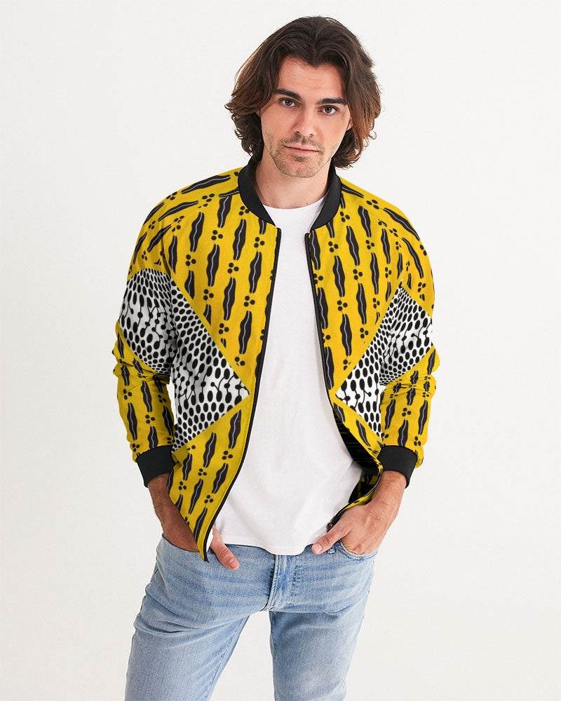 Blb Men's Bomber Jacket