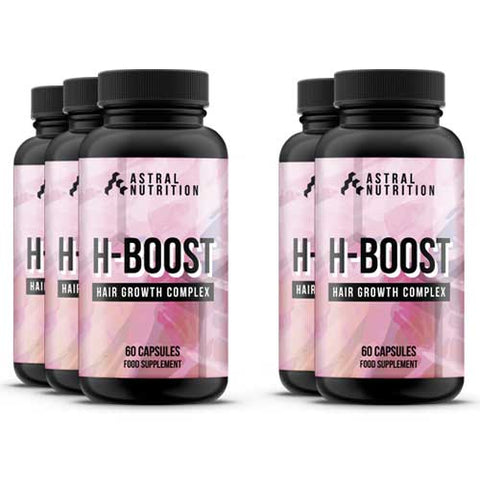 H-Boost Hair Growth Pills