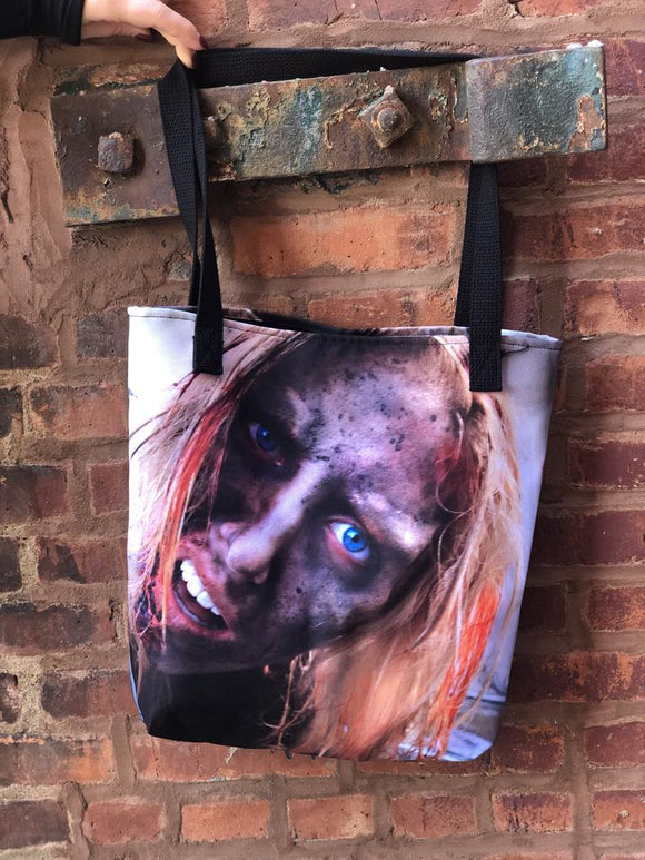 Hello Beautiful Zombie Tote Bag EXCLUSIVE