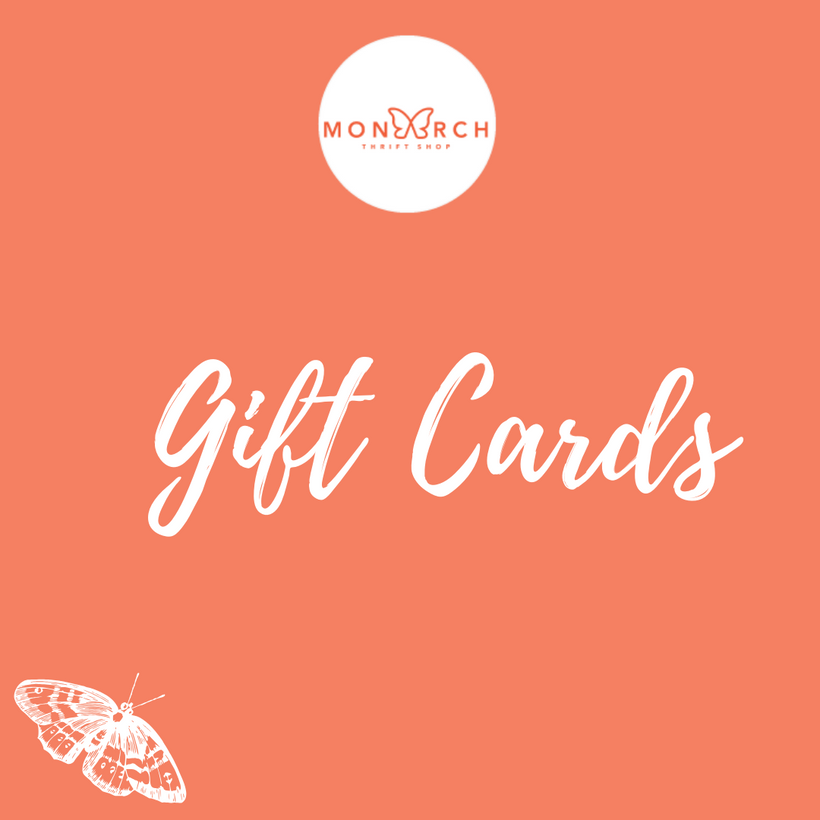 Monarch Gift Cards