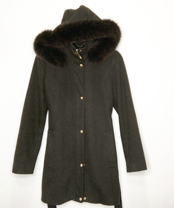 Ellen Tracy Women's Wool Coat | Size 6