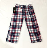 Wes & Willy Kids Plaid Pants | Size 2T
