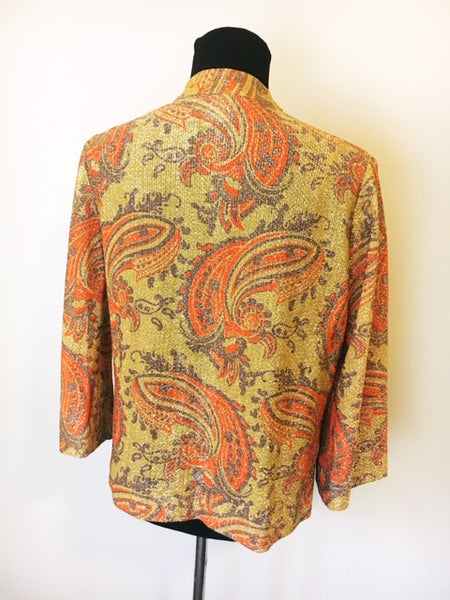 Vintage Beach comber Hand Screen Shirt | S