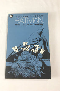 Batman: The Long Halloween Graphic Novel