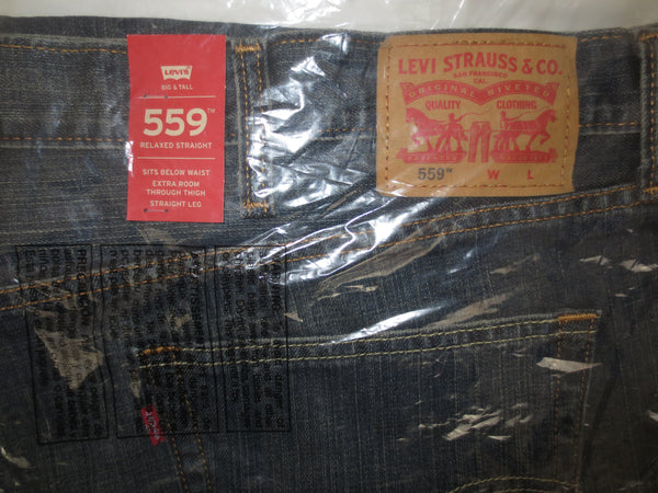 LEVI 559 Men's Big/Tall