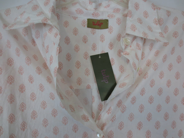 Tulip Brand Clothing Flared Shirt