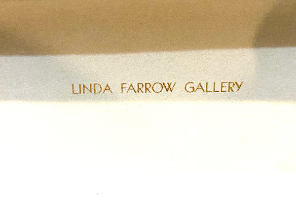 Linda Farrow LF Sunglasses | Branded Case and Box Included