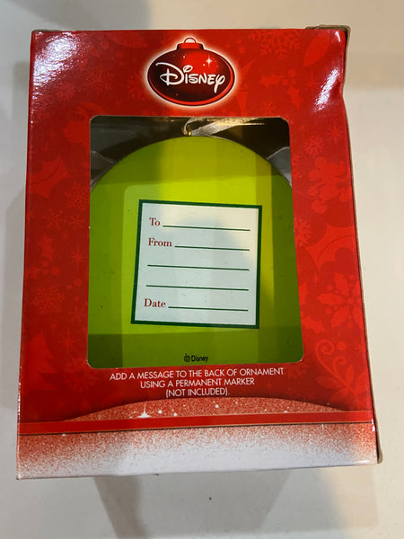Phineas & Ferb Bas-Relief Disney holiday ornament