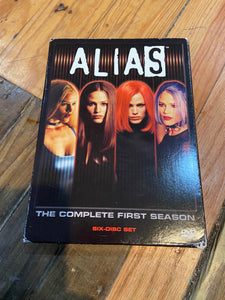 Alias Complete Seasons 1-5, Jennifer Garner