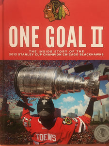 One Goal II 2 Chicago Blackhawks 2013 Stanley Cup Champions 17 Seconds Video USB