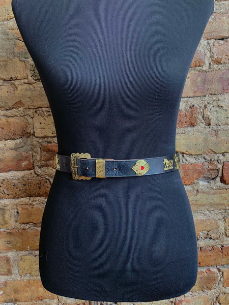 Ludwig Beck Belt – Black