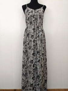 Theory Floral Maxi Dress | M