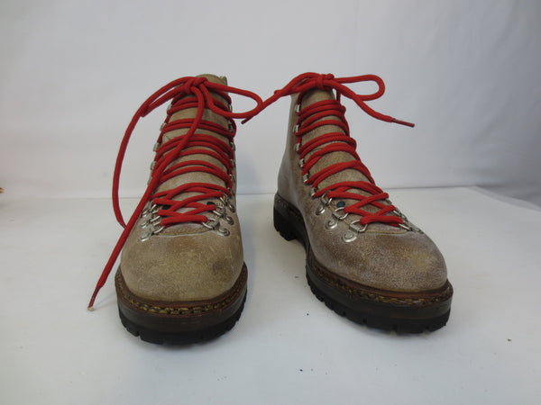 Fabiano Leather Hiking Boots