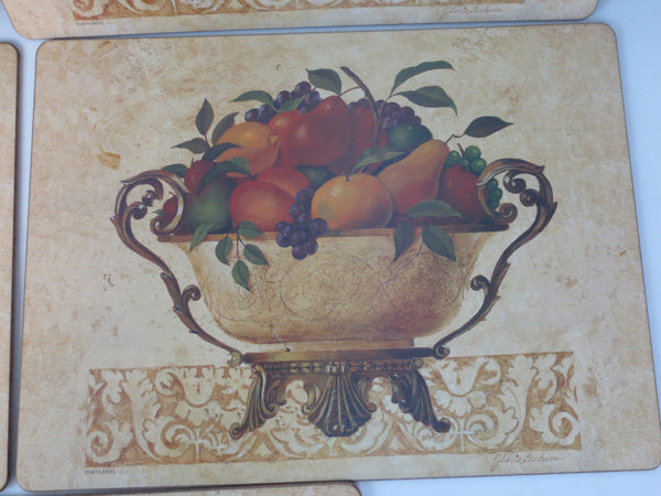Pimpernel Placemats (4)