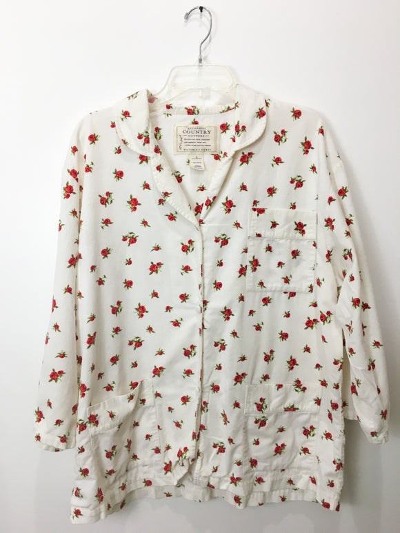 Victoria's Secret Authentic Country Cotton Rose