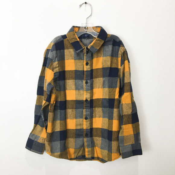 Bear Camp Flannel KidsTop | Size 10