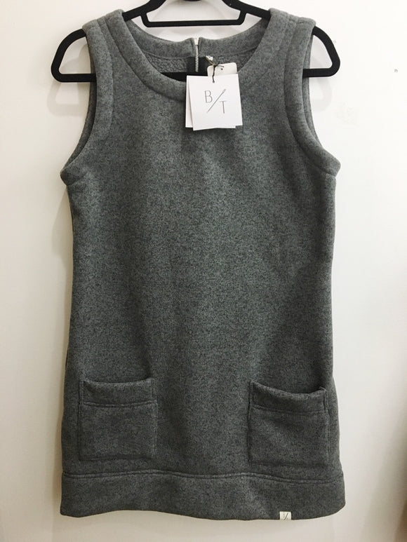 ByTavi Grey Jumper Dress | S