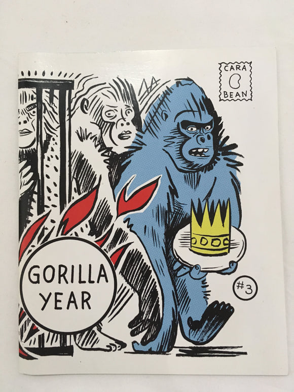 Gorilla Year Comic Issue: #3