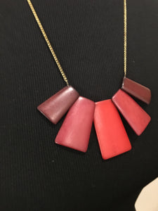 Petal Statement Necklace