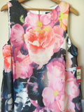 Vince Camuto Floral Dress | Size 14