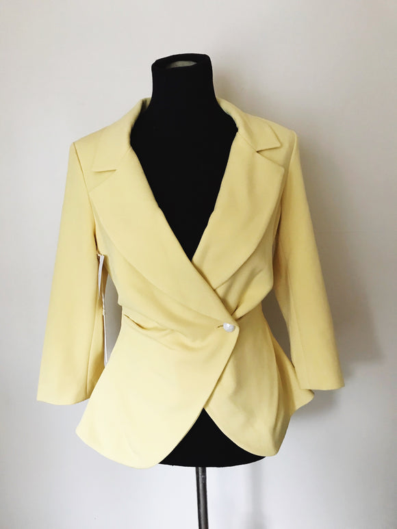 Summer Yellow Wilfred Blazer | 4