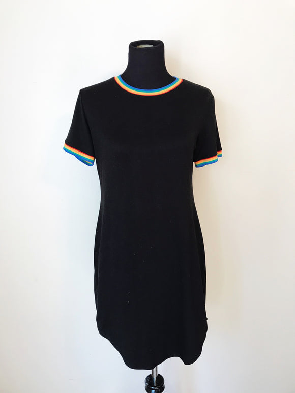 J for Justify Rainbow Dress | Size L
