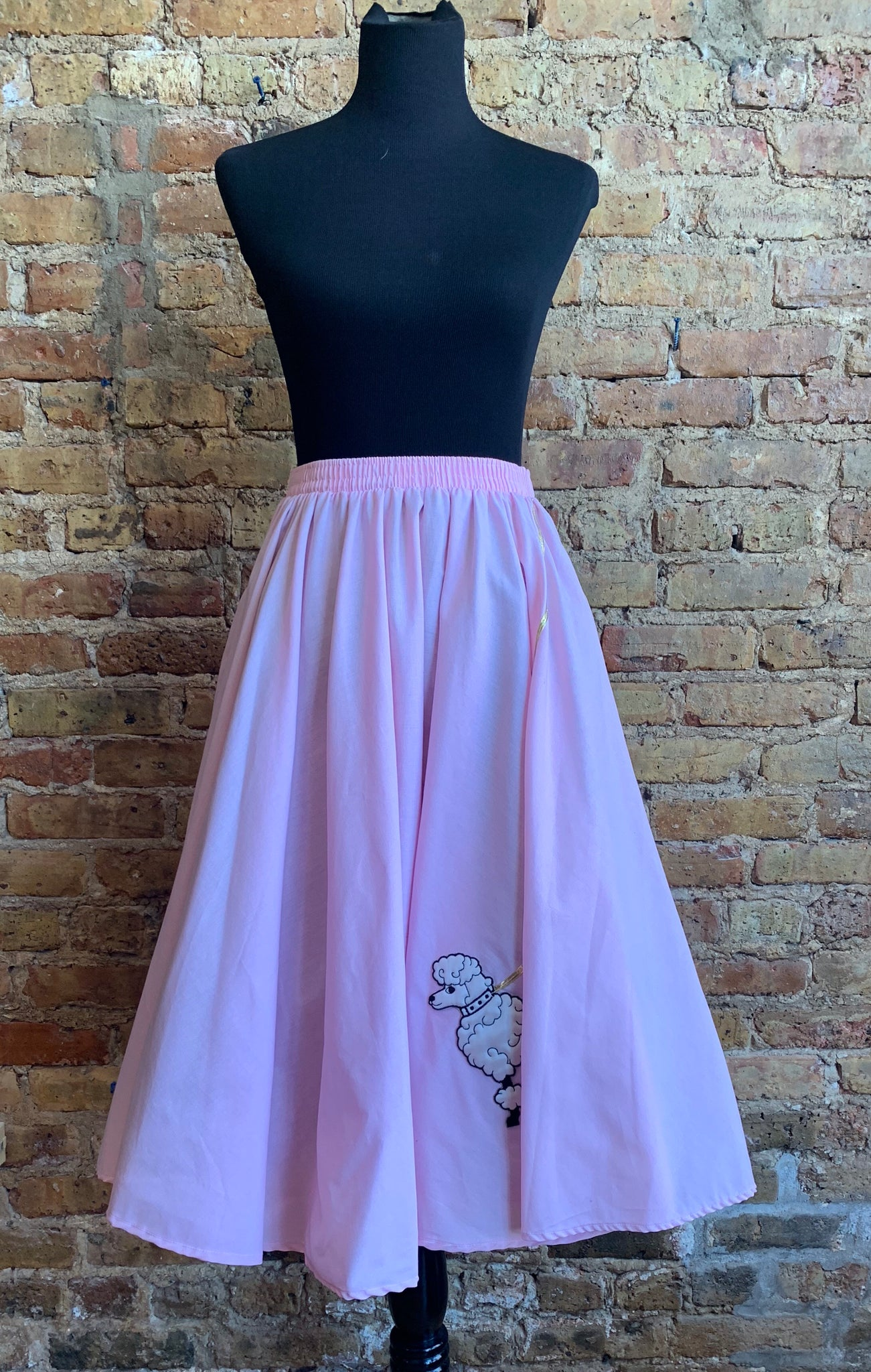 Poodle Skirt - S/M