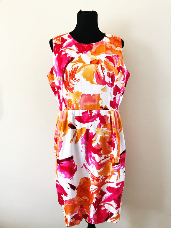Calvin Klein Floral Dress | 14