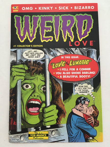 Weird Love Comic