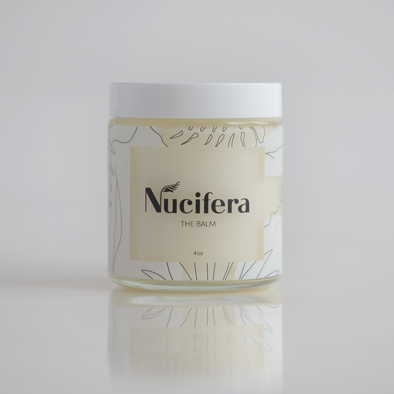 Nucifera's The Balm says it can do a lot...