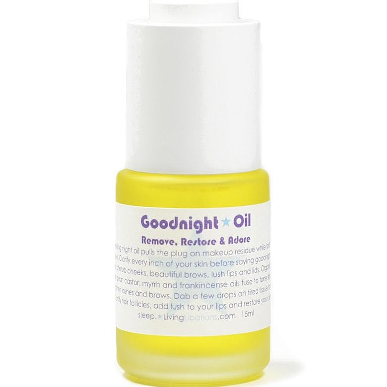 Goodnight EYE and Face Oil