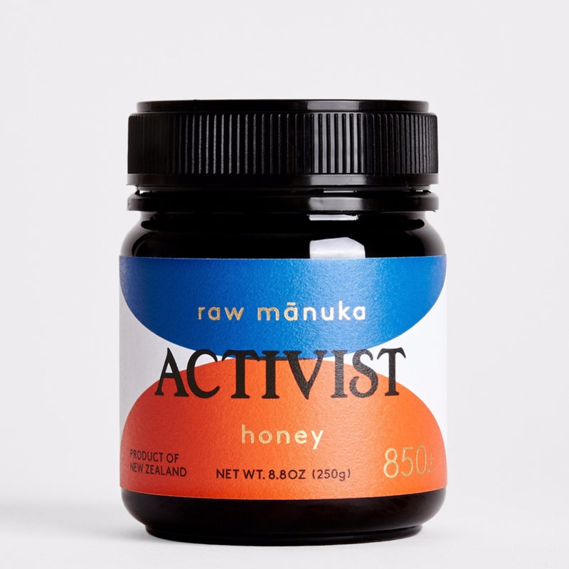 Raw Mānuka Honey 850+MGO