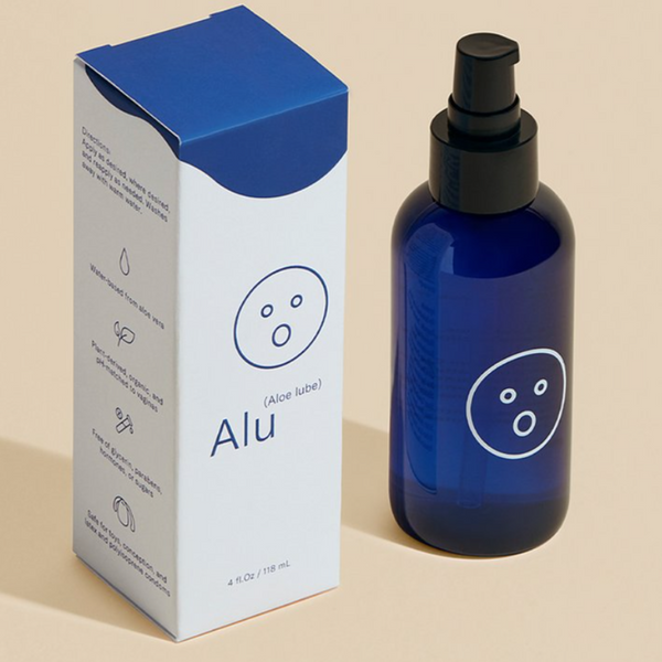 Alu LUBE 4oz Bottle