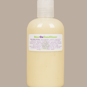 Shine on Conditioner 240ml Living Libations