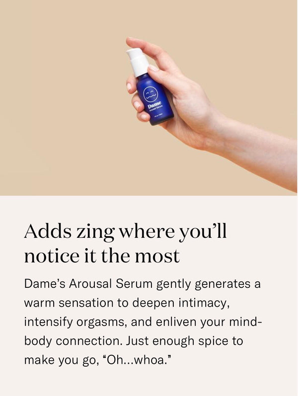 Arousal Serum