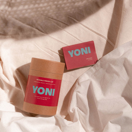 Can't get your YONI cup to work, no sweat!