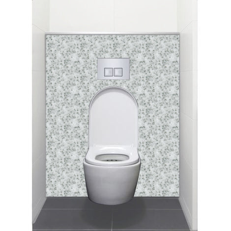 Habillage Bâti support pour WC suspendu -  Grey G002